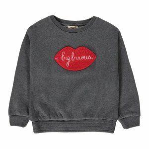 Hundred Pieces Big Bisous Sweatshirt  Size 10